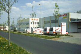 Knoll-Kfz Großhandel Chemnitz