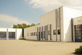 Neubau Buntgardine Heinsdorfergrund