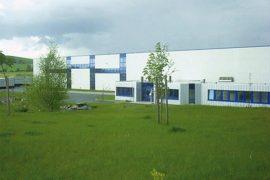 Neubau SGT Oelsnitz