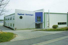 Neubau Vogtlandkartonagen Reichenbach