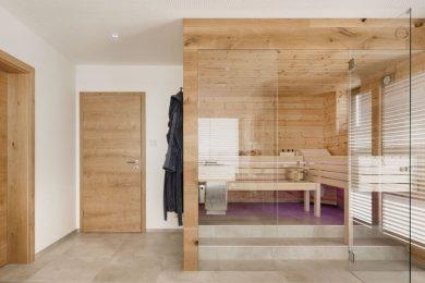 Sauna, Pool  & Garten